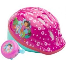 Dora Toddler Microshell Helmet (Pink) - B004O0OJ90
