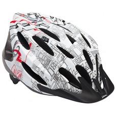 Schwinn Traveler Youth Microshell Helmet  White - B00BOE25VS