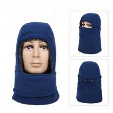 ICOCOPRO Fleece Lined Balaclava  Windproof Ski Face Mask Thermal Neck Warmer Adjustable Hood Balaclava Adjustable For Men/Women - B078X3G2T1