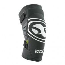 iXS Carve EVO Knee Pad: Gray/Black LG - B01AYMKN6O