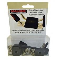 Malone Auto Racks T-Slot Mounting Kit for Truck Racks (MPG114  116  117  118) - B06XK6NMSL