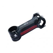 FCFB stem glossy red mtb bike road bike alloy + 3k carbon angle 6 stem road bike stem China Patent ZL 2013 20480319X - B01GP46Y72