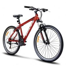 "MarCoolTrIp MZ 27.5"" Mountain Bike 21 Speed Bicycle Men's Women's Outdoor Riding - B07CK6VNYB"