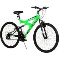 Ozone Men's 21S Ultra Shock Mountain Bicycle - B07BYX3G1Q