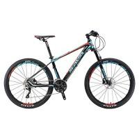 "SAVA 26"" Aluminum Frame Mountain Bike Shimano 30 speed Air Suspension fork - B079ZDFWWS"