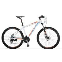 "ToTeM 26"" Aluminum Frame Mountain Bike Shimano 24 speed ShimanoHydraulic Brake - B079YZTFSG"