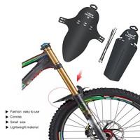 Rucan Bicycle Mudguard  1 Set Cycling MTB Mountain Bike Bicycle Front + Rear Mud Guards Mudguard Fenders - B07D2C1XFV