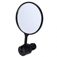 VORCOOL Universal Adjustable Bicycle Handlebar Rearview Mirror 360 Degrees Bike MTB Motorcycle Cycling Handlebar Plug Flexible Rear Sight Mirror - B07DN7JBNR