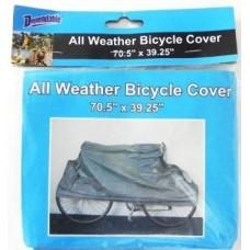 "2X piece Dependable All Weather Bicycle Cover 70.5"" x 39.25"" for Schwinn  Bianchi  Fuji  Huffy  Haro - B00CDU4RLS"