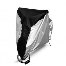 SULIFES Waterproof Bike Cover Anti-UV Protection Bicycle Storage Cover Bikes - B07GBSYNJP