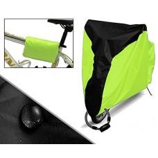 Trenztek Premium 210T Nylon Heavy Duty Waterproof Bicycle Cover  Road Bike MTB Waterproof/Dust Proof/Snow Proof/UV Protective Cover Size XL - B01MYNHWV8