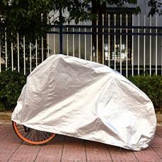 Waterproof Bicycle Cover Outdoor Storage for Mountain Bike Road Bike - B07B9JQV3J
