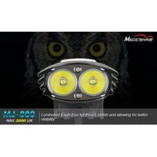 Magicshine MJ-880R - B005CBWOBK