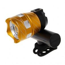 Lergo Bike Light USB Rechargable Bicycle Front Flash Headlight Light Waterproof Flashlight #6 - B07FJQW5QC