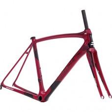 Ridley Fenix SL Road Bike Frameset - 2017 Red  M - B07GC4277H