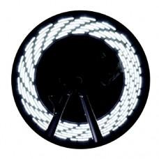 WensLTD Hotsale! White 15 Patterns Waterproof Led Flash Tyre Wheel Valve Cap Light For Car Bike Bicycle Motorbicycle Wheel Light - B013281RLM
