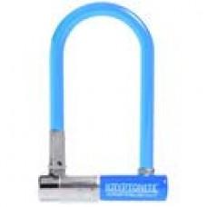 CHP Kryptolok Mini 7 - With Flexframe U-Bracket - Blue Sold Secure Silver - B07G8FDB4C