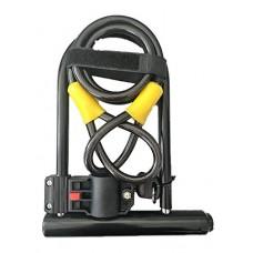 DMNI Bike U Lock + Cable - B07DM42P4L