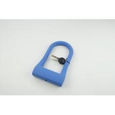 "R2Brand Rubberized U-Lock  8.5"" Small - B071S1PKGN"