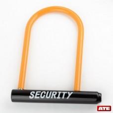 U Type Motorcycle Lock  Security Bike Lock  Helmet U Lock with Key - B00A6UM1GK