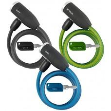 Wordlock MatchKey Cable Lock - B0127FJ58S