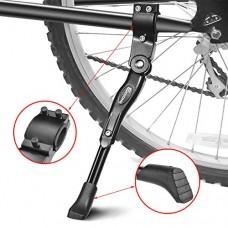 "EKKONG Bike Kickstand  Adjustable Aluminium Alloy Bicycle Kickstand for 24""-26"" Mountain Bike/BMX/MTB and 700C Road Bike - B07DPKPL4L"
