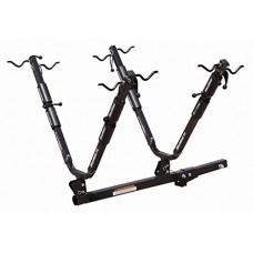 Let's Go Aero BikeWing-T4 Four Bike Tilt & Fold Hitch Rack (BBR260) - B00WVVGIS4