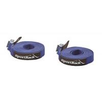 SportRack 15-Feet Universal Tie Down Straps - B00BCLL29O
