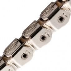 KMC Kool Knight Bicycle Chain Bicycle Chain (Silver  1/2 x 1/8 - Inch) - B0060LU99U
