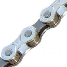 KMC Z7 Bicycle Chain (Silver/Gray  1/2 x 3/32 - Inch  116 Links) - B003AFOV84