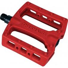 Stolen Thermalite 9/16 Pedals Red - B004LGKD56