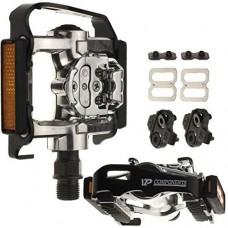 Vp Mountain City Bike Pedals Multi-Function Shimano SPD Compatible - B006WRW09O