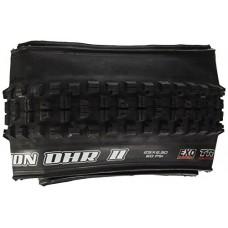 Maxxis EXO Dual Compound Minion DHR II Tubeless Folding Tire  29 x 2.3-Inch - B00CNLXL0A