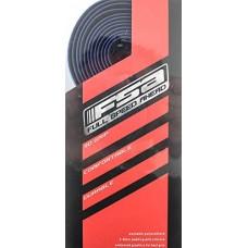 FSA GRT Road Drop Bar Bike Handlebar Tape w/ Plugs Cork Gel Blue 186-0027 NEW - B01LD6U3PQ