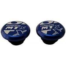 Token Products MTX Bar End Plug  Blue - B00S15NEFO