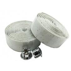Yowanted Cork Ribbon Road Bike Sports Bike Handlebar Tapes with Bar Plugs - B073LPG2N9