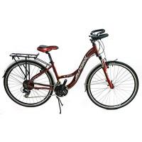 "Sundeal 16"" 700c T1 Step Thru Aluminum Urban / Commuter Bike Shimano 3 x 7s NEW - B0792MFD8C"
