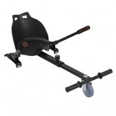 Homgrace Adjustable Mini Kart Hoverboard  Two Wheel Self Balancing Scooter Hover Kart Fits for Kids or Adults - B07BNDFJPH