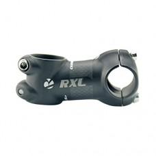 RXL SL MTB Stem Handlebar Diameter 25.4mm Carbon Fiber Bicycle Stem Bike Parts Gray Matte 25.4x50/60/70mm Road/MTB Bicycle Stem - B0795FF4C9