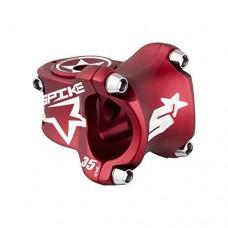 Spank Spike Race 35mm Bike Stems & Parts  Red - B01M5J4EIW