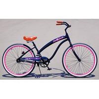 "Anti-Rust Aluminum frame  Fito Modena II Alloy Single 1-speed women's 26"" Urban Beach Cruiser Bike Bicycle - B01F0L5792"