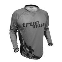 2017 #TRUTH Motocross Jersey - LTD Edition Charcoal - B07886NNGB