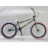"Mafiabikes Madmain 20"" SPLATTER Harry Main BMX Bike - B0752R2WV1"