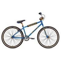 "SE Bikes OM Flyer 26"" Blue BMX Bike 2019 - B07C5T313Z"