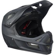 Fox Racing Rampage Pro Carbon Adult Full Face Bike Helmet (Matte Black  Small) - B00T6JBIAC